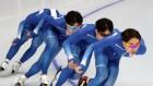 [평창] 남자 팀추월, 오늘 밤 첫 금메달 도전