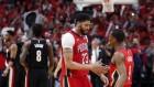 NBA 뉴올리언스, PO 2회전 진출…포틀랜드에 4연승