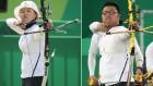 장혜진·김우진, 양궁 월드컵 혼성전도 결승行…3관왕 도전