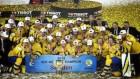 스웨덴, 남자 아이스하키 월드챔피언십 2연패