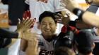 한화 김태균, 프로야구 역대 10번째 300홈런 달성
