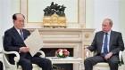 """크렘린 """"김정은, 푸틴 초청에 아직 답 안 해"""""""