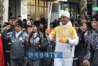 [포토]머슬마니아 김근범 대표-모델 윤혜주-이휘진-안인선 '평창 위해 뛰어요!'