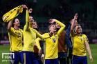 [김현민의 푸스발 리베로] '육탄방어' 스웨덴, 거함 이탈리아 침몰시키다