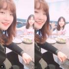 박소담X조혜정, 사랑스런 일상 공개