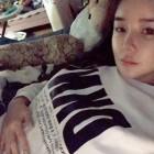 """박봄, 졸린 듯한 눈빛 담은 셀카 공개 """"Good night"""""""