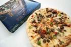 [신상 뜯어보기]흉내낼 수 없는 냉장피자의 쫄깃한 도우…신세계푸드 '베누 피자'