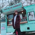 """'작은 신의 아이들' 김옥빈, '악녀' 촬영팀 커피차 선물 인증 """"감동의 눈물이…"""""""