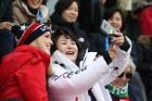 평창 온 이방카, 美선수 열띤 응원 펼쳐