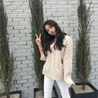 """'키스 먼저 할까요?' 정다빈에 네티즌들 """"여신 강림"""""""