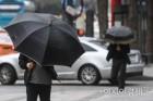 [오늘 날씨]20일, 전국 흐리고 제주도 비…오후부터 체감온도↓