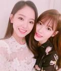 """'나의 아저씨' 아이유, 강한나와 함께 훈훈한 투샷…네티즌 """"나도 끼고 싶다"""""""