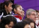 바흐 IOC 위원장 방북 확인