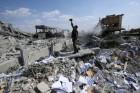 정부, 시리아·주변국에 1400만달러 지원 결정