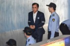 국정농단 최순실씨 공판 증인 출석한 김종 전 차