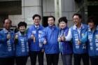 채현일 영등포구청장 후보, 6.13지방선거 필승 다짐