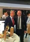 정몽준 명예회장, 인판티노 FIFA 회장과 환담…축구계 복귀 공식화