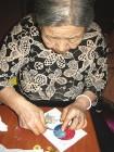 평화로 피워낸 '꽃 할머니'