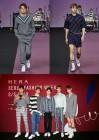 엔플라잉, 서울패션위크서 공연+런웨이…쇼장 달궜다