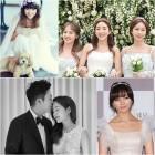 """[엑's 기획] """"이제는 한 남자의 배우자""""…요정에서 주부가된 ★들"""