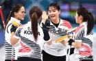 [평창 컬링] 여자 대표팀, 덴마크에 9-3 완승…8승 1패·1위로 준결승行