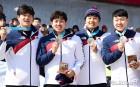 [평창 ON-AIR] 한국, 역대 최다 종목 최다 메달로 일정 마무리