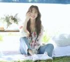 김소현, 화보 비하인드 공개 '싱그러운 미모'