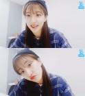 """'V라이브' 우주소녀 은서 """"'란제리 소녀시대' 보나 연기 보고 펑펑 울어"""""""