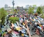 일상 속 파고든 시민과 소통 예술 어설플 땐 '조각 공해'