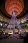 '초고층 끝판왕' 두바이 타워, 혁신적 설계 원리는 텐트