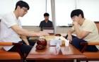 박영훈 반집승… 전기 우승 주역 김지석 탈락