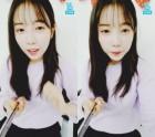 "[V라이브] 윤채경 ""에이프릴, 이번엔 조짐 좋아..컴백 자신"""