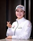"""KLPGA 미녀골퍼 김지현 """"믿었던 체력에 발등 찍혀…올해는 조금 독해질래요"""""""
