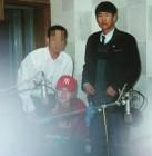 장성규 아나, 18년 전 보아와 찍은 사진 공개…'응답하라 2000'
