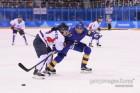 [2018 평창] 여자 아이스하키 단일팀, 스웨덴에 1-6패 '최하위 확정'