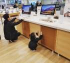 """소이현, 컴퓨터 앞 남편과 딸 간절한 모습에 """"저거 사야되나요"""""""