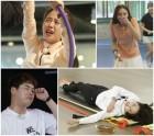 '송뷰라' 송지효, 천성문과 고강도 운동에 멘탈 붕괴…결국 눈물