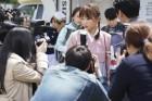 '이리와 안아줘' 진기주, 기자들 앞 PTSD 증상 발생