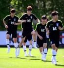 """성용-흥민, """"위기에서 더 강한 대한민국…신명나는 월드컵을 향해"""""""