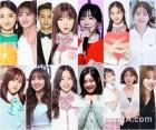 '프로듀스48'에 태연-김소혜-쯔위 있다? 닮은꼴 모음.jpg