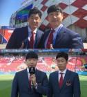 '결전의 날' 스웨덴 전, MBC·SBS·KBS, 중계전쟁 승자는?