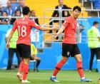 '배수의 진' 한국, 멕시코전서 0-1로 전반 종료…통한의 PK 허용