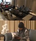 """도끼 호텔하우스, 드디어 공개 """"120평 집 좁아 호텔로 옮겼다"""""""