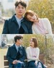 '손 꼭 잡고' 한혜진-김태훈, 애틋 눈맞춤어깨 스킨십...가슴 저릿 투샷