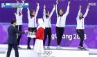 女 쇼트트랙 계주 2연패 쾌거!…최민정은 대회 2관왕 [2018 평창올림픽 11일차]