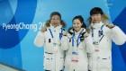 """'평창올림픽' 폐회식 중계 허일후-이재은-김찬형, """"마지막도 MBC와 함께"""""""