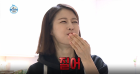 """'나 혼자 산다' 이현이, 한혜진의 주먹 떡? 시식 후 """"김밥전문점 도움을 받는 게 어때"""""""