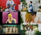 더 이스트라이트, 청량감 물씬 트로피컬 사운드 미니 2집 타이틀곡 '설레임' MV 티저 공개