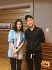 """'FM영화음악 정은채입니다' 박정민, """"영화 '변산' 위해 1년간 랩 연습해"""""""