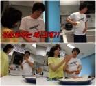 '아내의 맛' 홍혜걸♥여에스더 부부, 정준호 향한 질투 폭발...'요알못 남편' 생애 첫 요리 도전
